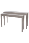 "set of tables ""Jannis"", light grey"