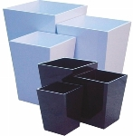 Vasen modern, 3er Set