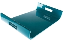 "tray ""Platon"", blue"