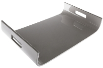 "tray ""Platon"", light grey"