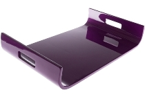 "tray ""Platon"", purple"