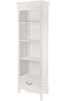 "bookcase ""Elegance"", with 1 drawer"