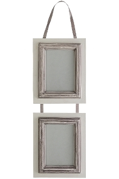 "2 wall - mounted frame ""Arnora"""