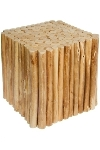 "Holz Hocker  ""Sven"""