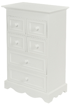 "side board ""Klassik"", with 6 drawers"