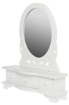 """mini mirror side board """"Lena"""""""