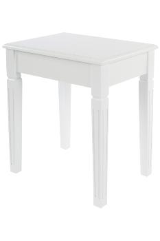 "stool ""Meridian"" wooden"