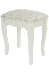 "upholstered stool ""Meridian"""