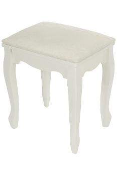 """upholstered stool """"Meridian"""""""