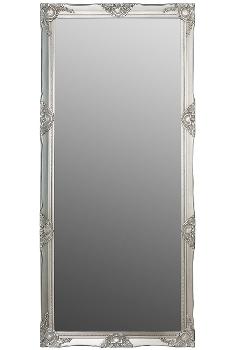 "mirror ""Bozorg V"", silver"