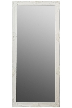"mirror ""Bozorg V"", white"