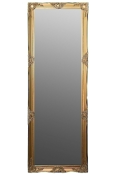 "mirror ""Bozorg VI"", golden"