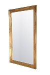 "mirror ""Bozorg III"", golden"