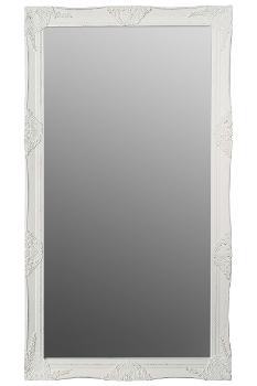 "mirror ""Bozorg III"", white"
