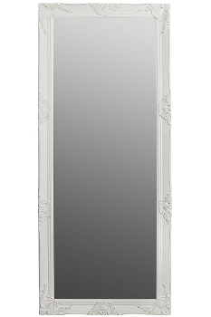"mirror ""Bozorg IV"", white"