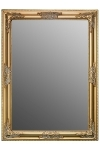 "mirror ""Xub II"", golden"