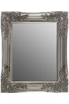 "mirror ""Rangi I"", silver"