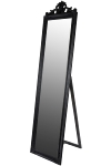 "full-length mirror ""Xarpul"", black"