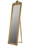 "full-length mirror ""Xarpul"", golden"