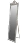 "full-length mirror ""Xarpul"", silver"