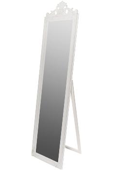 "full-length mirror ""Xarpul"", white"