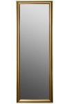 "mirror ""Asil VII"", golden"