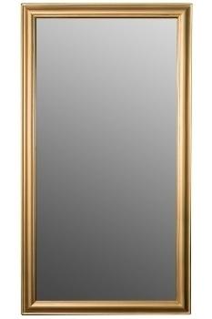 """mirror """"Asil V"""", golden"""