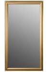 "mirror ""Asil V"", golden"