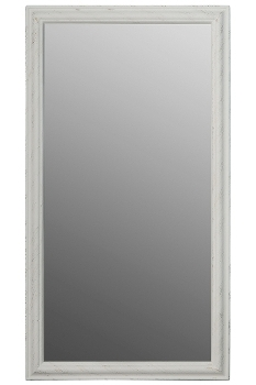 "mirror ""Asil V"", white"