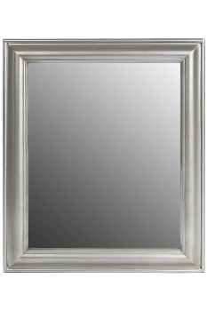 "mirror ""Asil I"", silver"