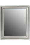 "mirror ""Asil I"", silver"