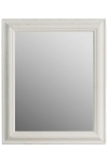 "mirror ""Asil I"", white"