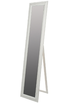 "full-length mirror ""Asil IV"", white"