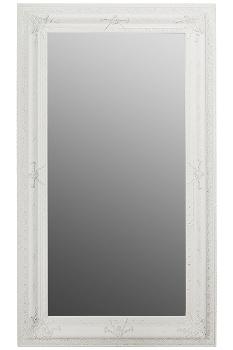 "mirror ""Saltanati II"", white"