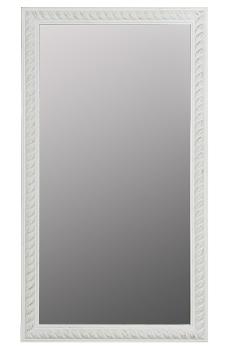 """Mirror """"Mina"""" white"""