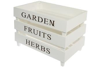 "wooden boxes ""Raphael"", set of 3"