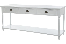 "console ""Bretagne"", with shelf"