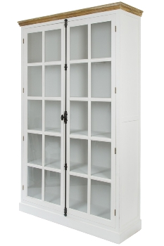 """cabinet, """"Florence"""", with 2 glassdoors - FSC"""