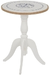 "side table ""Marina"" round"