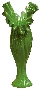 """flower vase """"Carla"""", green"""