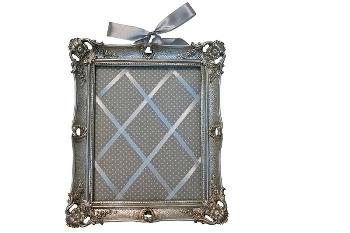 """memo board """"Lili"""", silver"""
