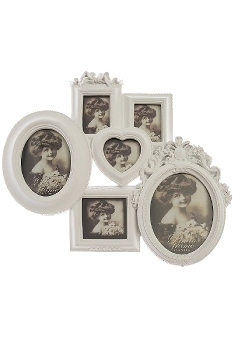"Family picture frame 6 ""Lora"""