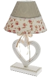 "romantic lamp ""Ronja"" NO"