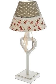 "romantic lamp ""Valentina"" NO"