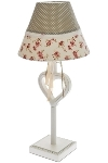"romantic lamp ""Valentina"" NO"