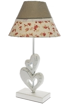 "romantic lamp ""Celine"" NO"