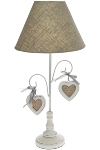 "romantic lamp ""Luana"""