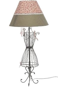 """Bust lamp """"Linda"""" NO"""