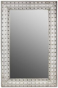 "mirror ""Janka"", with metal frame"