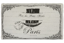 "Paris cushion ""Petit Hotel"""